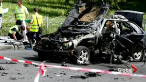 Senior Ukrainian military officer killed in car bombing