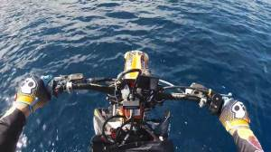'Behind the Dream' trailer shows how Robbie Maddison rode dirt bike on water