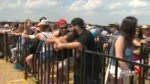 Country music fans enjoy inaugural CMT Music Fest