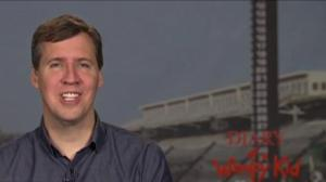 Bestselling 'Diary of a Wimpy Kid' author Jeff Kinney