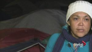 Global BC reporter spends night at Oppenheimer Park