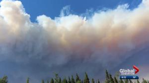 Edmonton woman questions how B.C. wildfire evacuation was handled