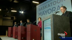 Mayoral candidates share their views on business and their vision for the city