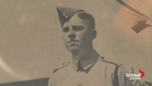 Canadian veteran describes going to war at 17, being captured and regaining his freedom