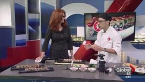 Saturday Chefs: Sakura Roll