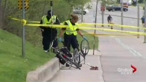 Toronto to review safety of bike trails in wake of five-year-old's death