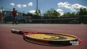 Canada becoming leader in the tennis world