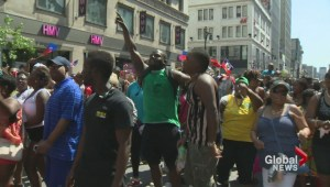 Montreal Carifiesta livens up city streets.