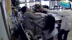 Fight breaks out in nail salon over little girl's nails