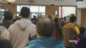 High voter turnout recorded during advance polls