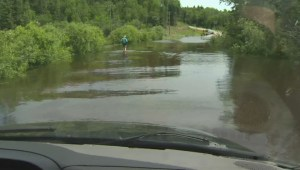 Voluntary evacuation still in effect for Whiteshell area