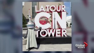 New CN Tower mascot gets a rough reception
