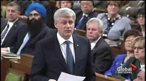 Harper makes pitch to expand anti-ISIS mission, expand into Syria