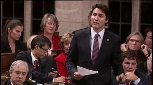 Trudeau asks if preventative detentions have taken place
