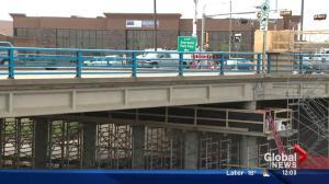 Construction begins on Edmonton's 50 Street and Sherwood Park Freeway overpass