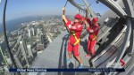 Global's Kim Sullivan on why she walked on the edge of the CN Tower