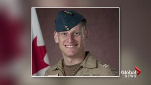 RCAF identifies pilot killed in Alberta CF-18 crash