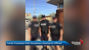 Disciplinary hearing for two Toronto officers accused of mocking woman with Down syndrome