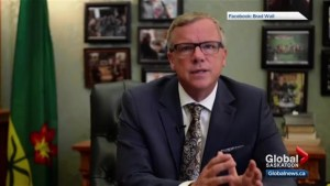 Saskatoon reaction to Premier Brad Wall stepping down as Sask. Party leader
