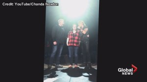 Keith Urban helps Alberta man propose at Saskatoon concert