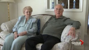 A Romance 71 Years in the making