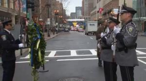 Day of mourning marks one-year anniversary of Boston bombings