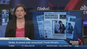 BIV: Strike averted with unionized truck drivers