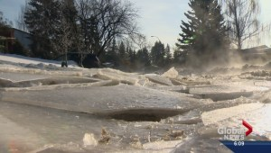 More water main breaks