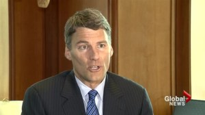 Vancouver Mayor Gregor Robertson announces run for re-election