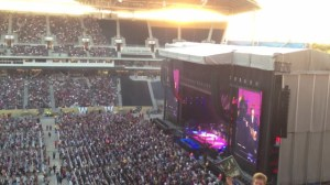 McCartney plays to sold out crowd at Investors Group Field