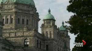 BC Legislature badly needs repairs