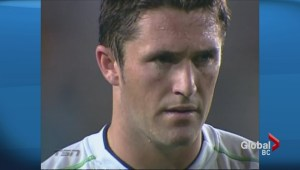 LA Galaxy's world class Robbie Keane