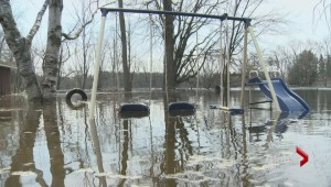 Winter's wrath brings spring flooding