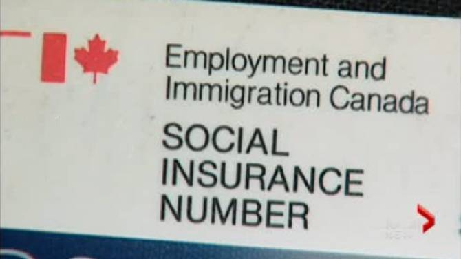 how to find out your social insurance number canada