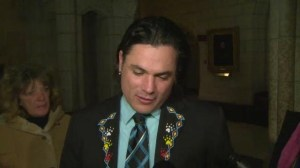 Brazeau makes last ditch effort