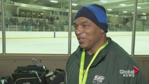 Ringette coach inspires players