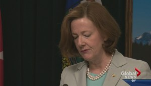 Albertans React To Redford's Admission