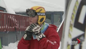 BC Winter Games' skier keeps it in the family