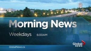 Saskatoon Morning News Promo – April 21