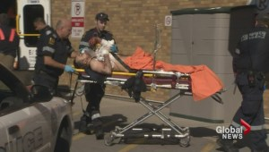 Several injured in stabbing at Toronto office building