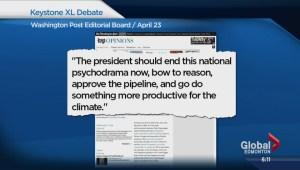 Washington Post runs strong editorial on Keystone XL decision delay