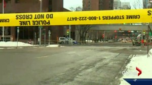 Man dies after downtown stabbing