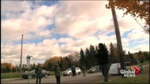 Media targeted during Rexton shale gas protest