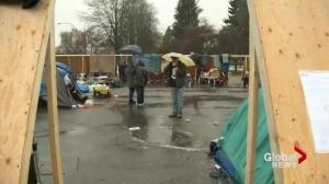 Abbotsford homeless camp dismantled