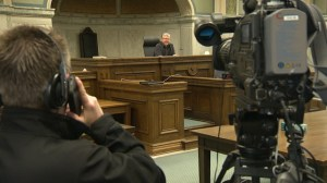 Verdict in murder case to be televised