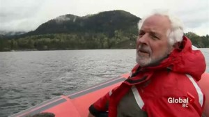 Gambier Island residents say logging threatens their way of life