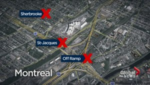 Montreal councillors miffed over Turcot
