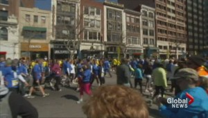 BC woman returns to Boston for marathon
