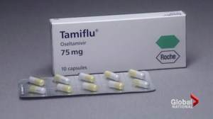 International study found flu drug less effective than previous thought