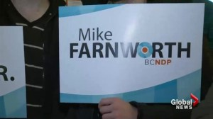 Mike Farnworth dropping out of NDP leadership race
